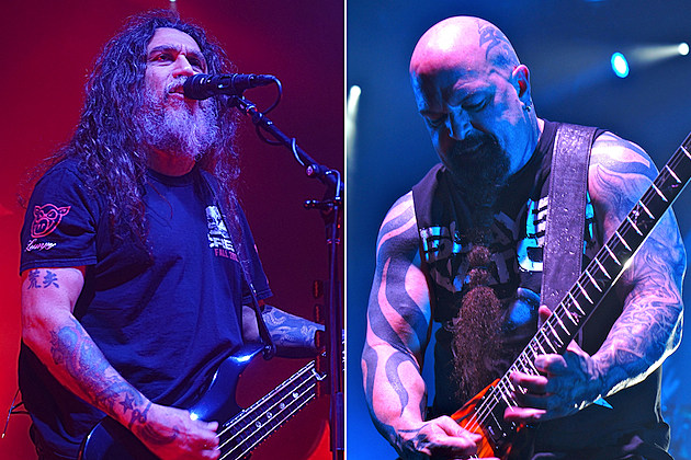 Slayer Tom Araya Kerry King