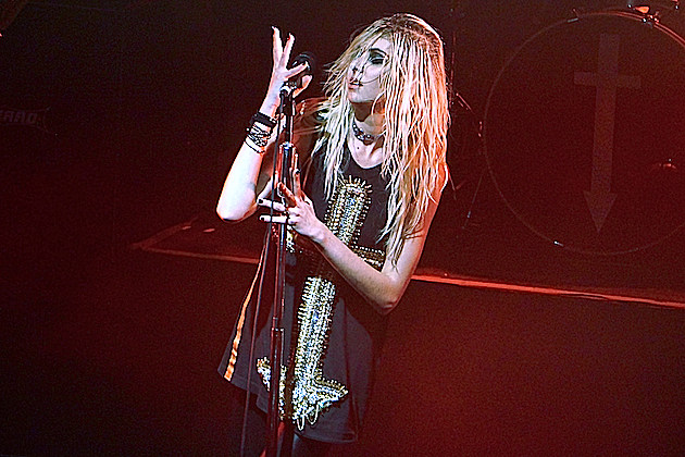 Pretty Reckless Taylor Momsen
