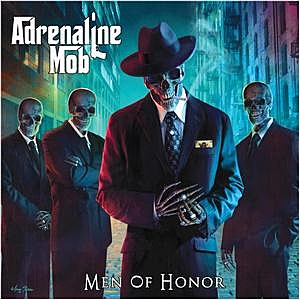 Adenaline Mob - Men of Honor