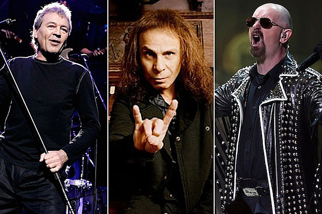 Deep Purple / Dio / Judas Priest