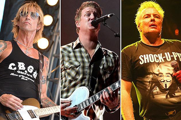 Duff McKagan / Josh Homme / Jello Biafra