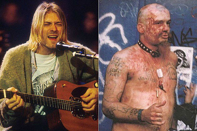 Kurt Cobain / GG Allin