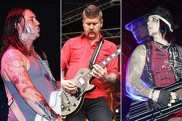 Matt Pike, Bill Kelliher, Synyster Gates