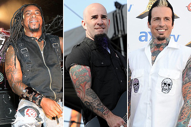 Sevendust / Anthrax / Five Finger Death Punch