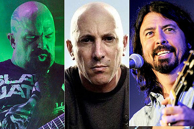 Slayer / Tool / Foo Fighters