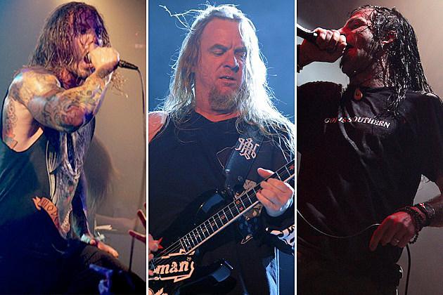 Tim Lambesis / Jeff Hanneman / Randy Blythe
