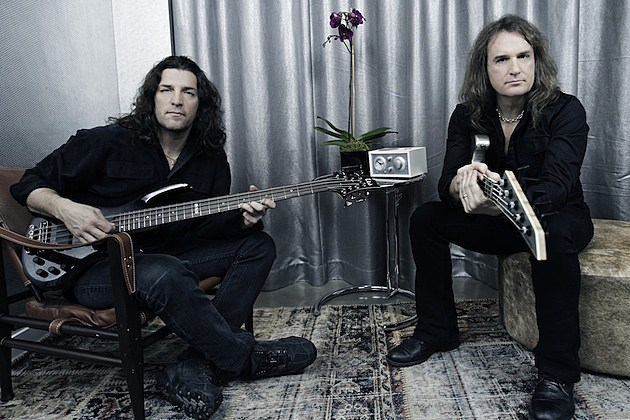 Frank Bello + David Ellefson