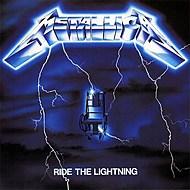 Metallica, 'Ride the Lightning'