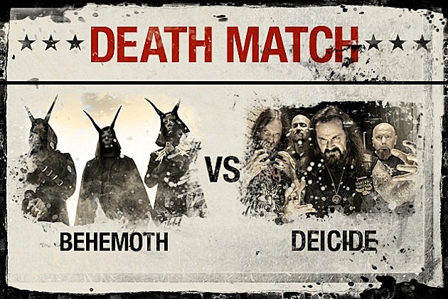 Behemoth vs. Deicide