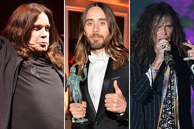 Black Sabbath Jared Leto Steven Tyler