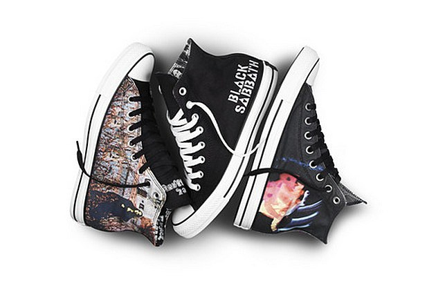 Black Sabbath Shoes
