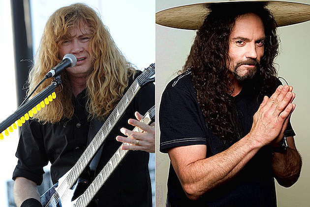 Dave Mustaine / Nick Menza