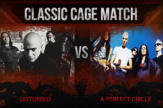 Disturbed vs A Perfect Circle