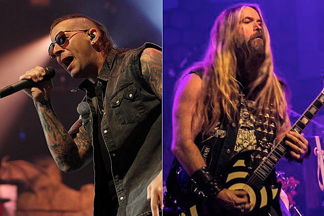 M. Shadows / Zakk Wylde