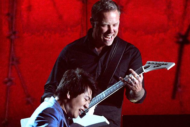 Metallica Lang Lang