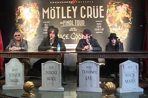 motley crue final headstones