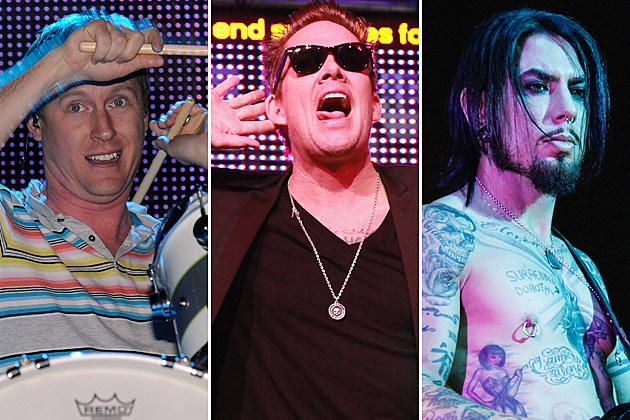 Royal Machines Josh Freese Mark McGrath Dave Navarro