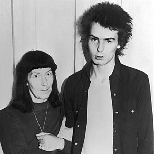 Sid Vicious and Mother