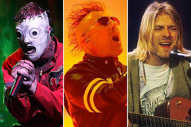 Slipknot / Tool / Nirvana