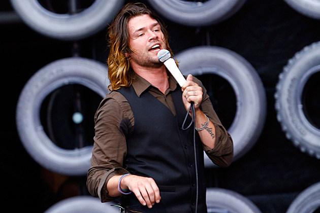 Taking Back Sunday Adam Lazzara