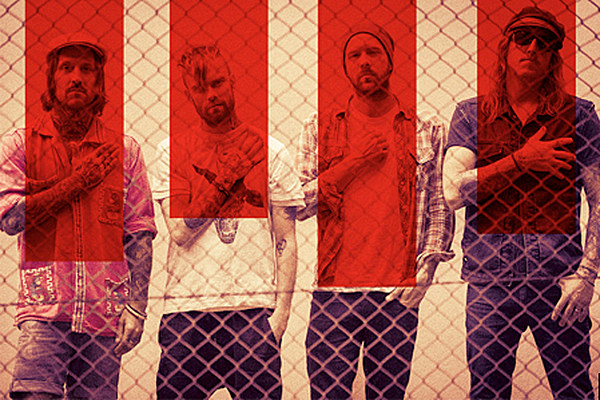 The Used To Unleash New Album Imaginary Enemy