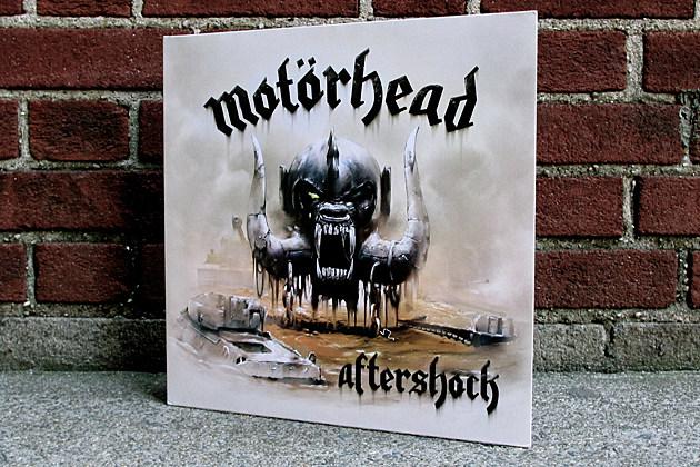 Motorhead - 'Aftershock' - Vital Vinyl