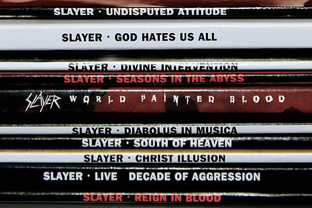 Slayer - Vital Vinyl
