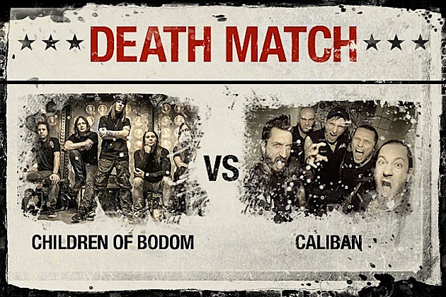 Children of Bodom vs. Caliban