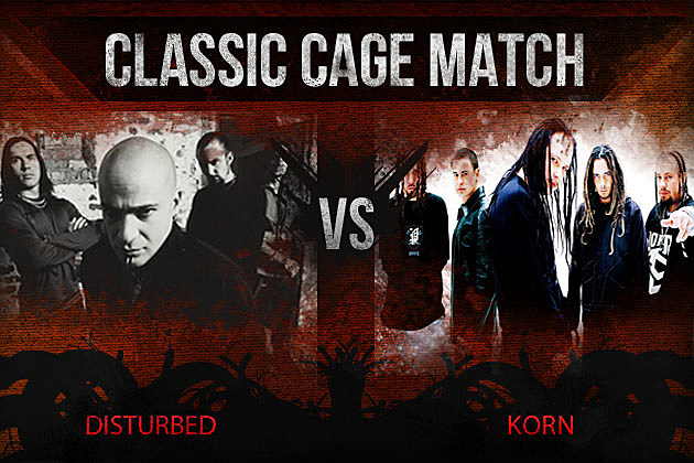 Disturbed vs Korn