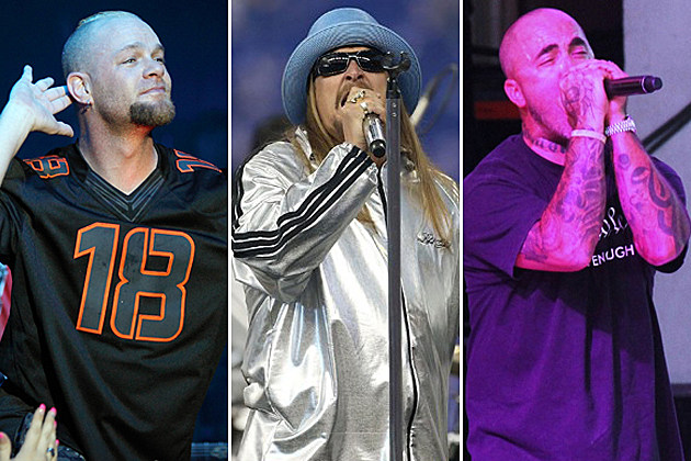 Five Finger Death Punch Kid Rock Staind
