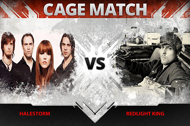 Halestorm vs Redlight King