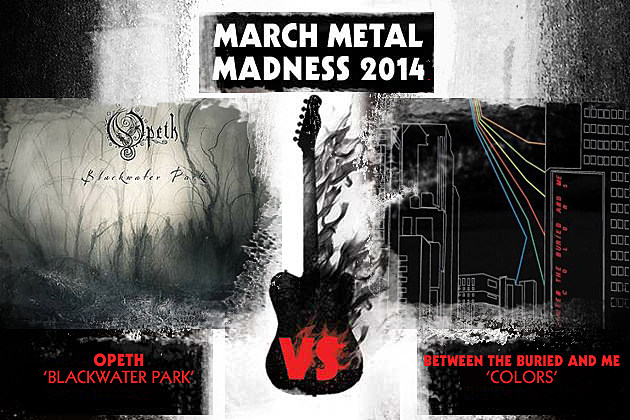 Opeth vs. Between the Buried and Me