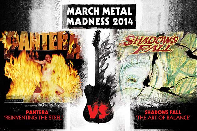 Pantera vs. Shadows Fall