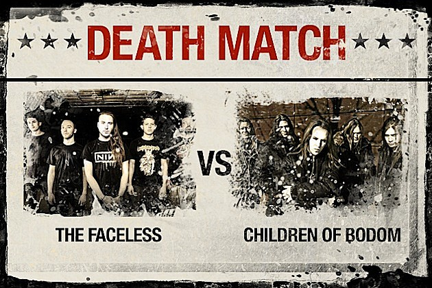 The Faceless vs. Children of Bodom