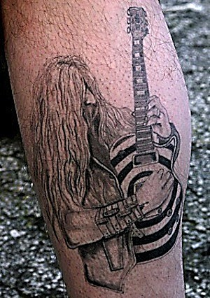 Woeful Zakk Wylde