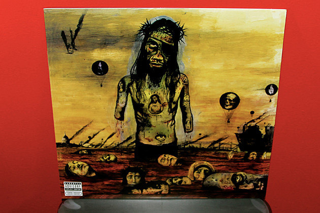 Slayer - 'Christ Illusion' - Vital Vinyl