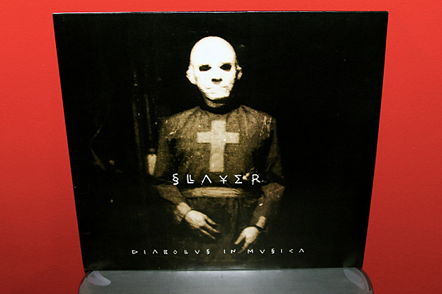 Slayer - 'Diabolus in Musica' - Vital Vinyl