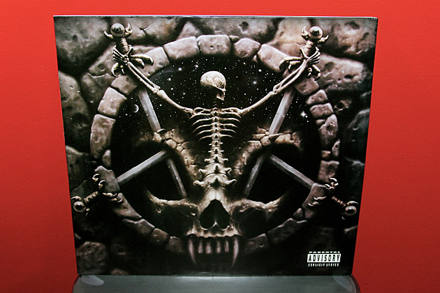 Slayer - 'Divine Intervention' - Vital Vinyl