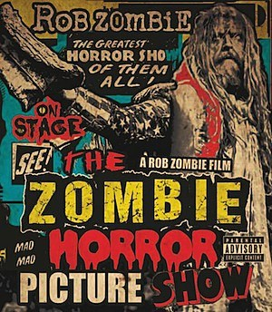 Rob Zombie The Zombie Horror Picture Show