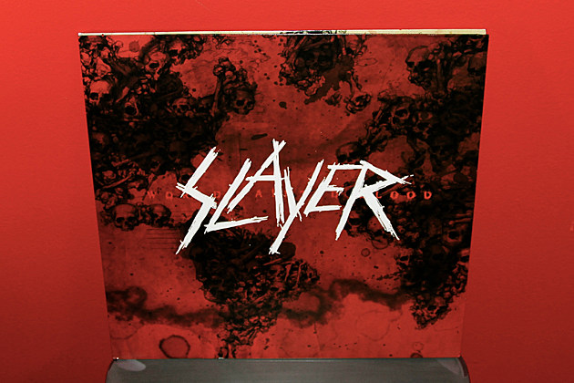 Slayer - 'World Painted Blood' - Vital Vinyl