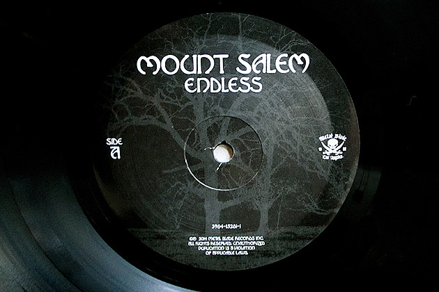 Mount Salem - 'Endless' - Vital Vinyl
