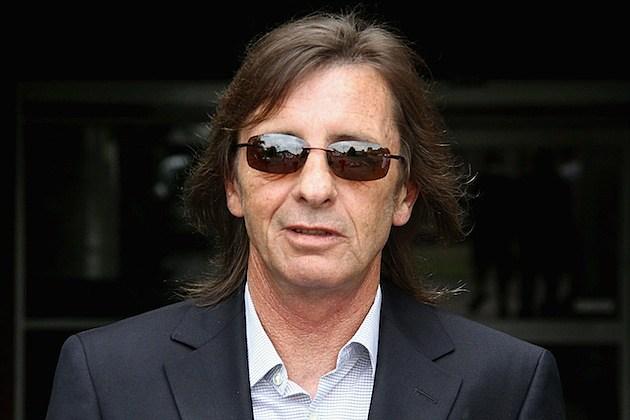 AC/DC's Phil Rudd