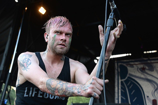 The Used's Bert McCracken