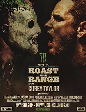 Corey Taylor Roast