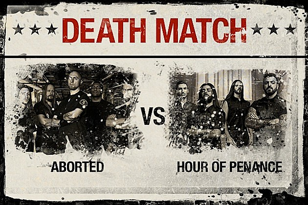 Aborted vs. Hour of Penance