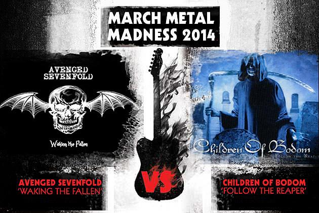 Avenged Sevenfold vs Children of Bodom