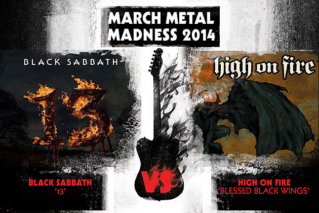 Black Sabbath vs High on Fire