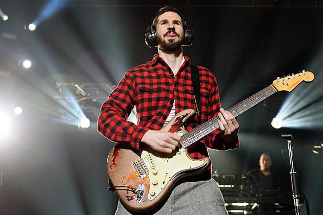 Linkin Park Brad Delson