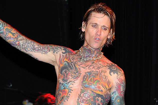 Buckcherry Josh Todd