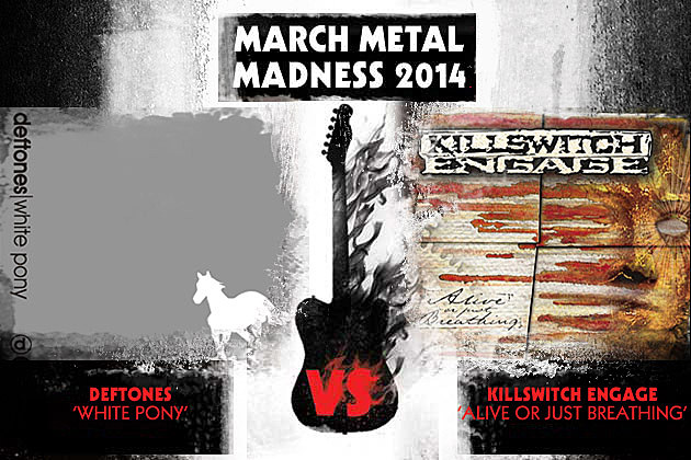 Deftones vs Killswitch Engage